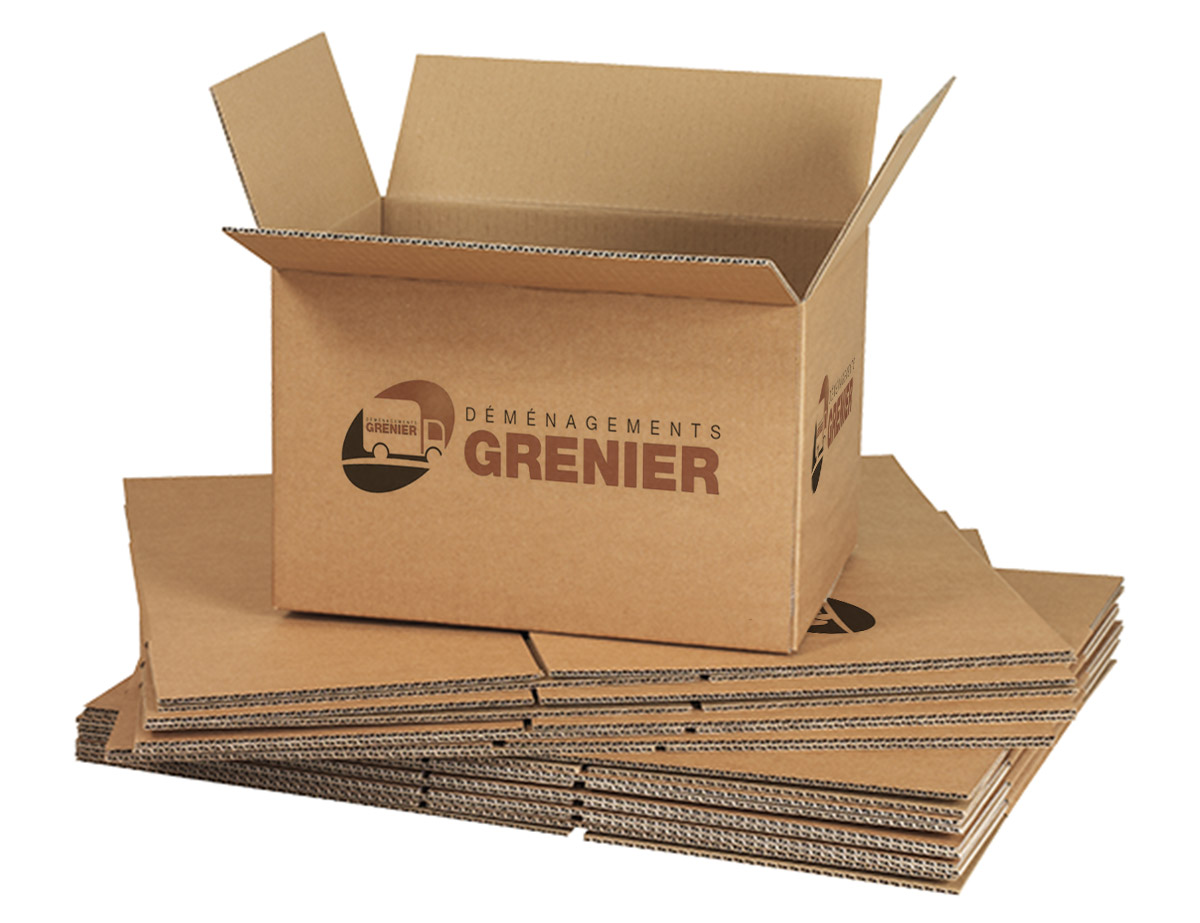 Vente de cartons de d m nagement standard au havre for Garde meuble le havre